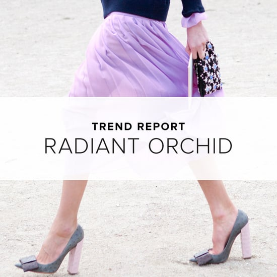 Pantone Color of the Year 2014 | Radiant Orchid