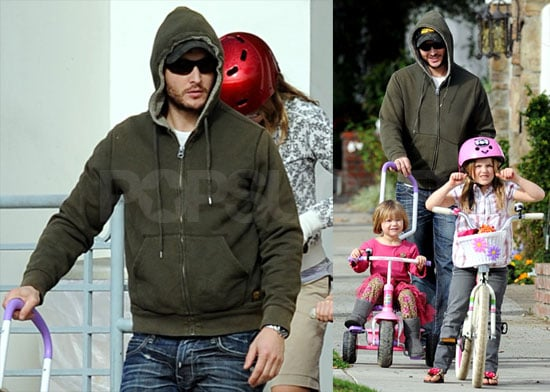 Photos of Peter Facinelli and Kids
