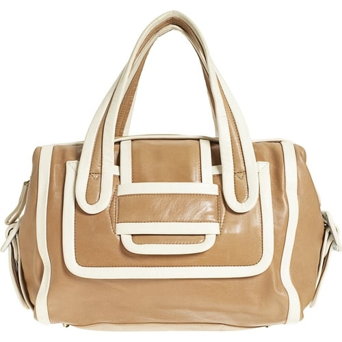 The Look For Less: Pierre Hardy Side Buckle Duffle