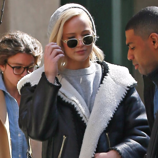 Jennifer Lawrence in NYC March 2016