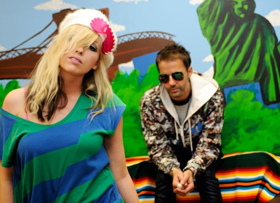 Ting Tings Collaborate on New Tommy Hilfiger Fragrance!