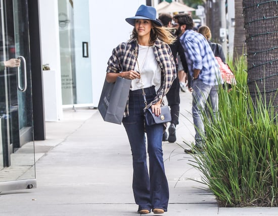 96 Ways to Wear Denim, Courtesy of Jessica Alba