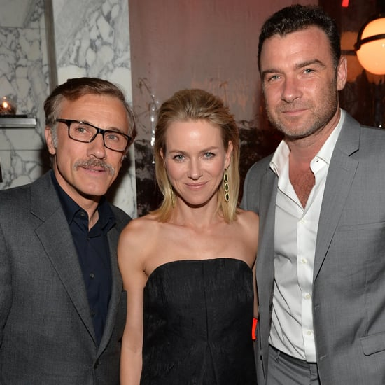 Celebrities at Audi's Pre-Golden Globes Party