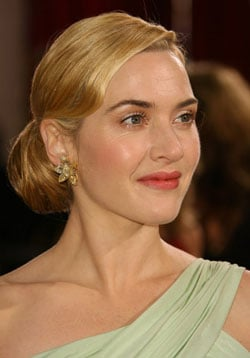 Oscars Red Carpet Beauty: How to Get Kate Winslet's Hair