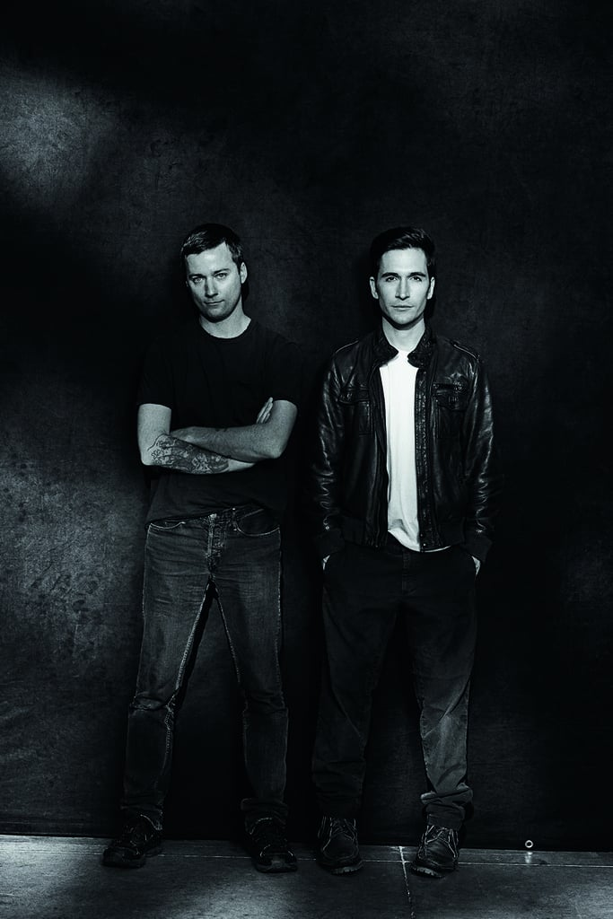 Jack McCollough and Lazaro Hernandez photographed by Peter Lindbergh. Photo courtesy of the CFDA