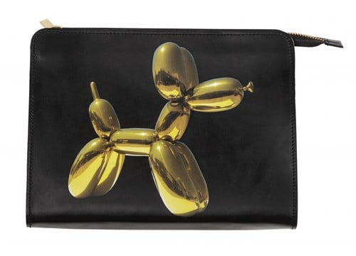 H&M's Jeff Koons Balloon Dog Bag Hated by Art Nerds
