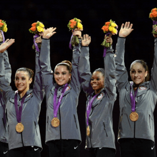 Olympic Medalists Cash Prizes