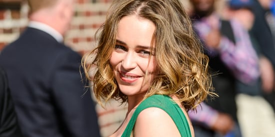 Emilia Clarke Couldn't Be Happier About The Male Nudity On 'GoT'