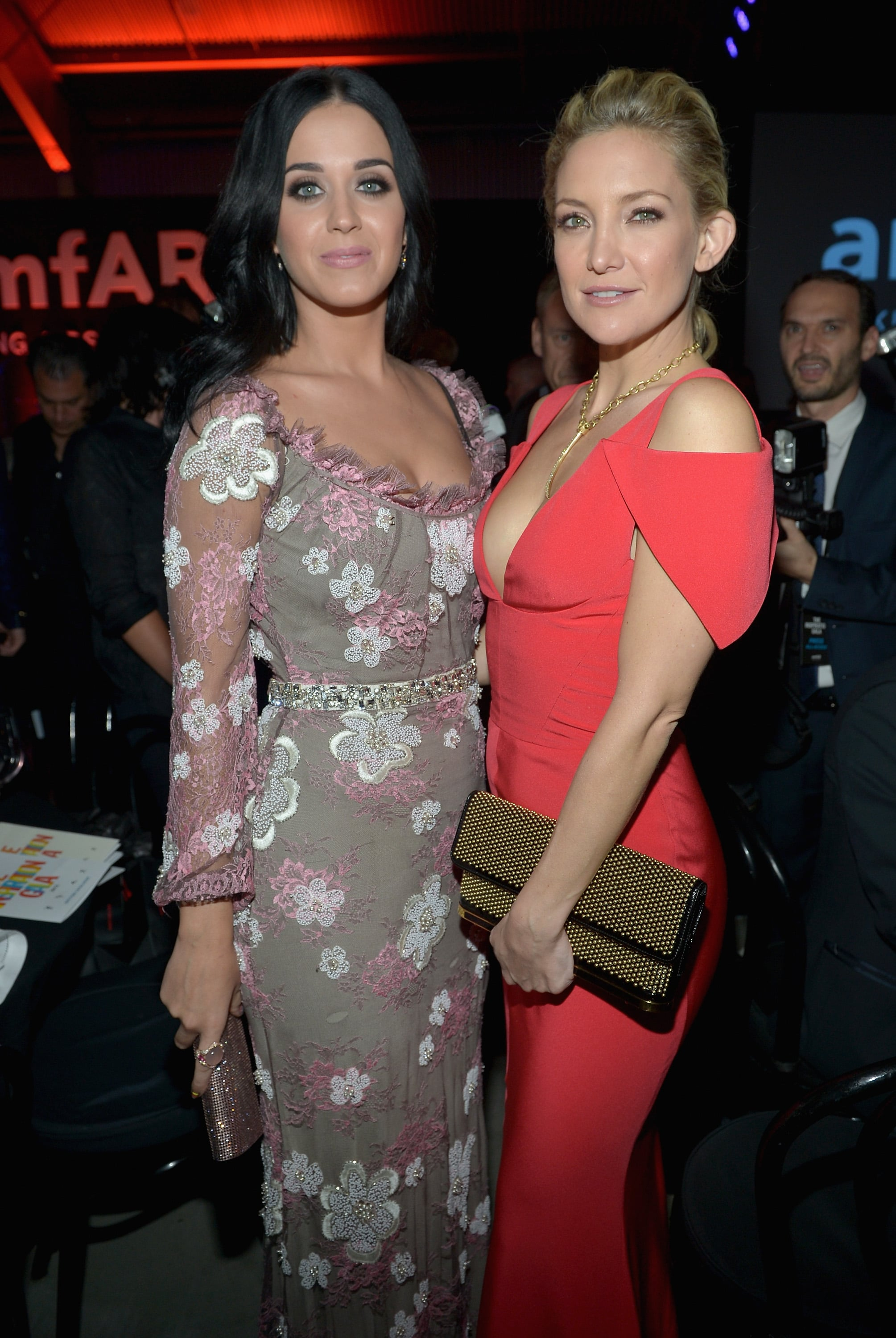 Kate Hudson and Katy Perry stepped out in LA for the gala.