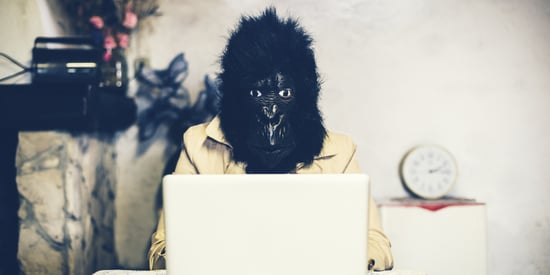 When Parent-Shaming Goes Digital, We're All in the Gorilla Pen