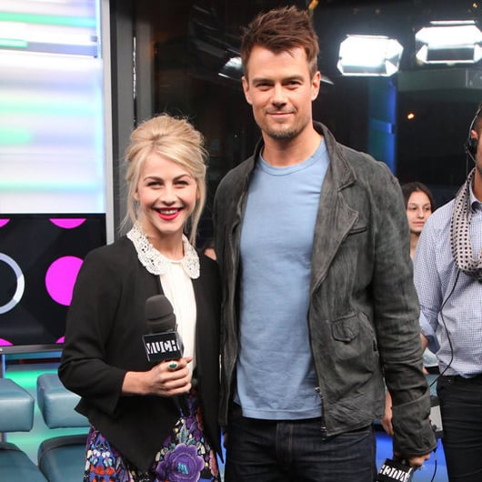 Julianne Hough and Josh Duhamel in Toronto | Pictures