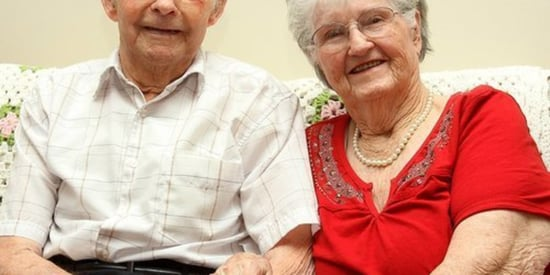 Couple Married 76 Years Will Ring In 100th Birthdays Together