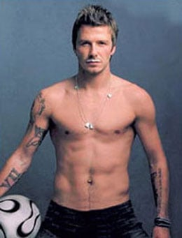 Body Like Beckham