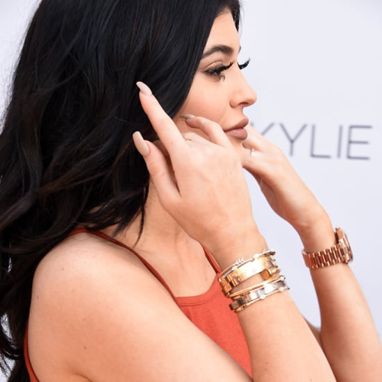 Of Course Kylie Jenner's Stacking the Most-Searched-For Jewelry Item on Her Wrist