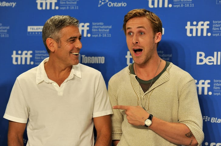 A Guide to Ryan Gosling's Goofiest Faces