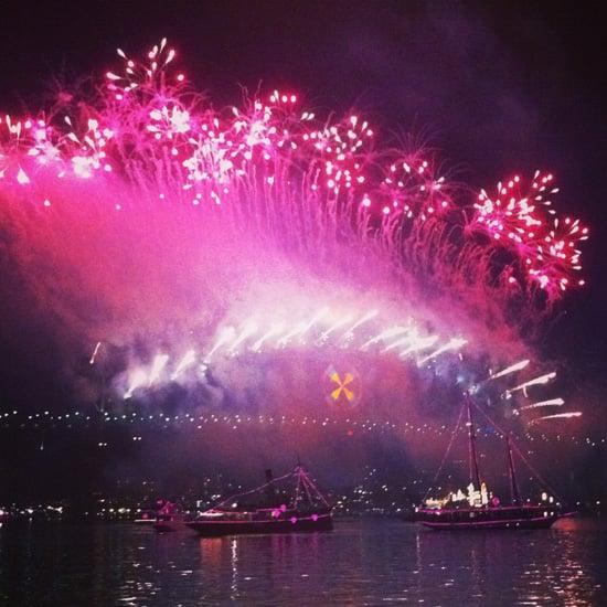 Happy New Year 2013 From PopSugar Australia
