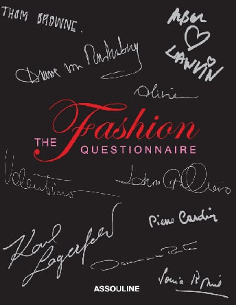 Fab Read: The Fashion Questionnaire