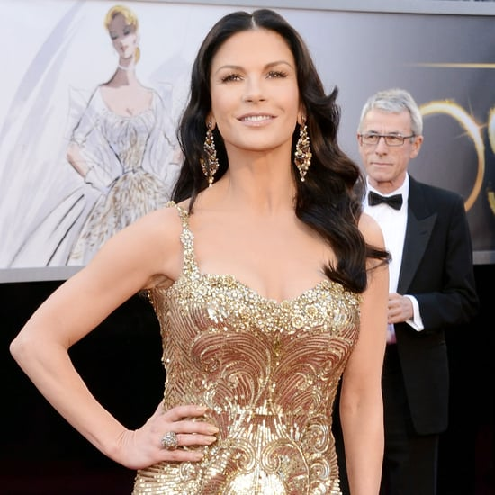 Catherine Zeta-Jones at the Oscars | 2013