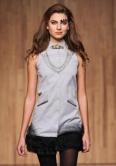 Mexico Fashion Week: Alessa Casati Fall 2009