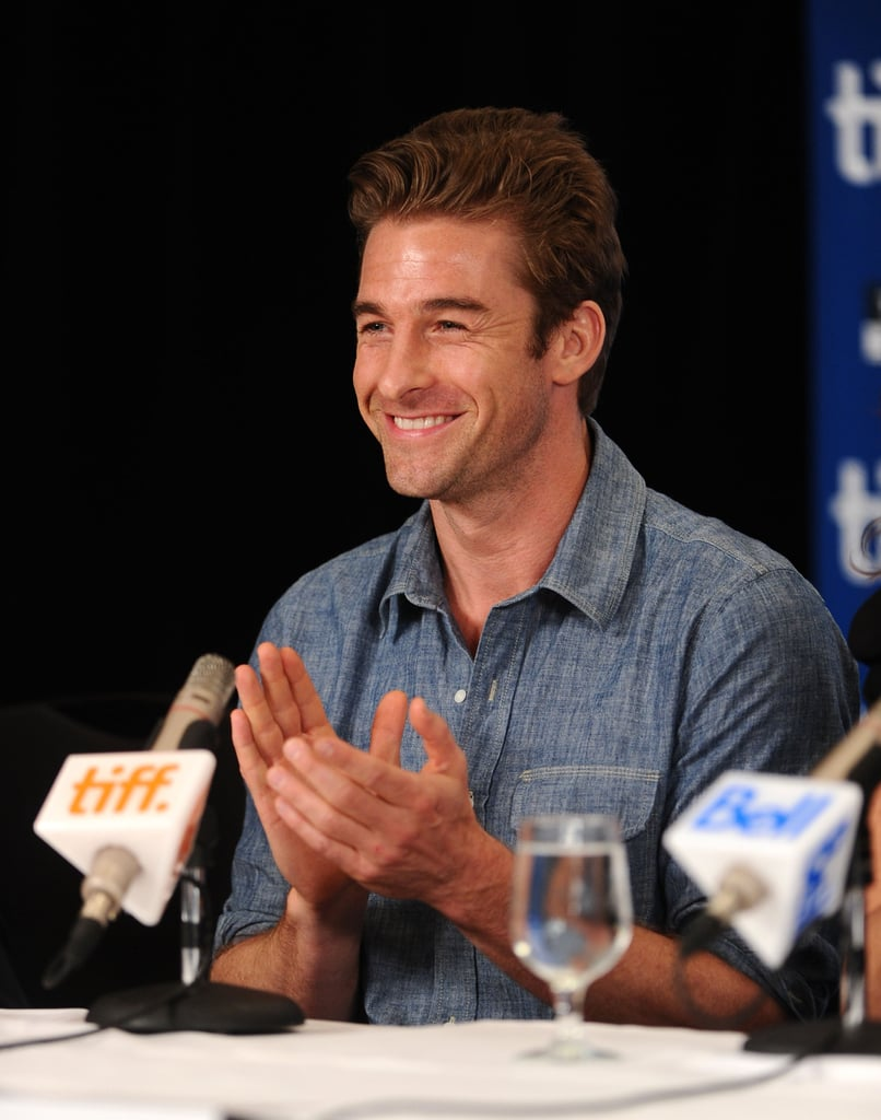 Celebrities at the Toronto International Film Festival