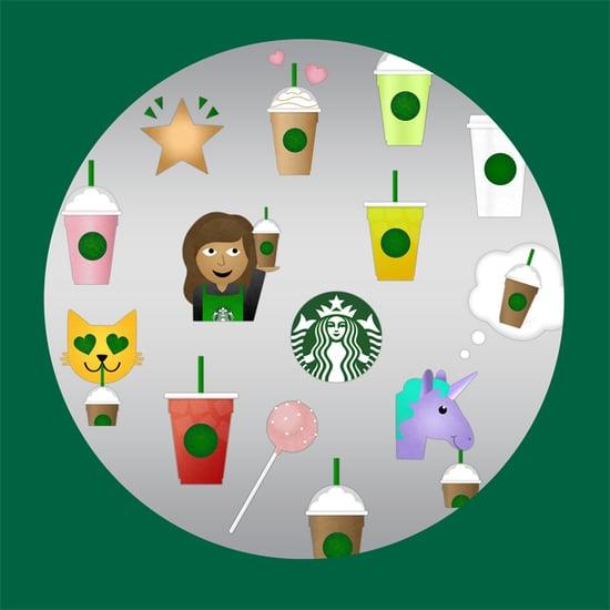 Starbucks Emoji Keyboard