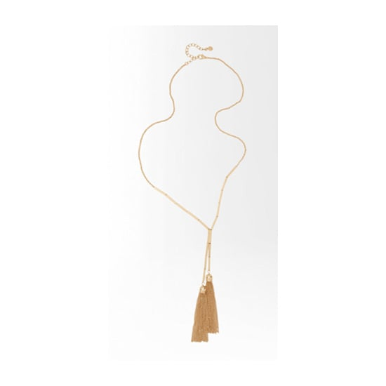 Necklace, approx. $34.60, Bebe