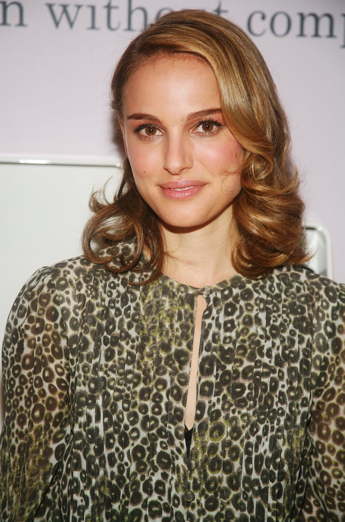 Natalie had a blond spell back in 2008, showing how versatile she could be with her hair.