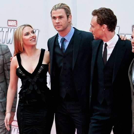 The Avengers Premiere in Moscow Pictures