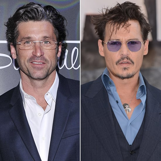 """During his 2008 interview with Advocate, Patrick Dempsey revealed his male crush to be Johnny Depp, and without a moment of hesitation: """"Johnny Depp, certainly, without question. There's just something about his individuality, his humility, and his sense of style. He's also immensely talented and intelligent, and that's all very sexy."""""""