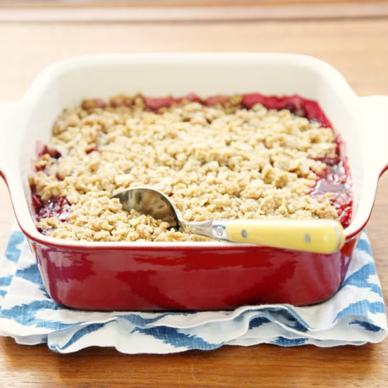 How to Make a Really Good Fruit Crumble