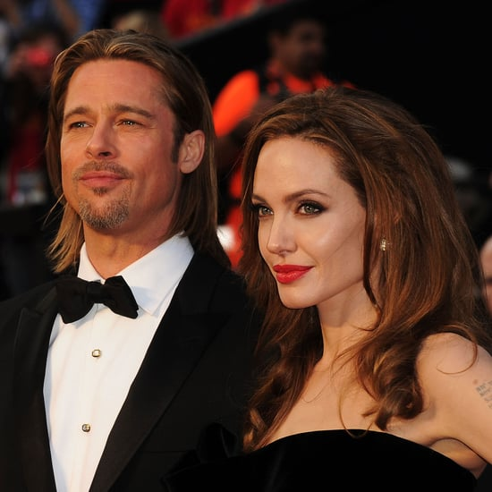 Brad Pitt's Statement About Angelina's Double Mastectomy