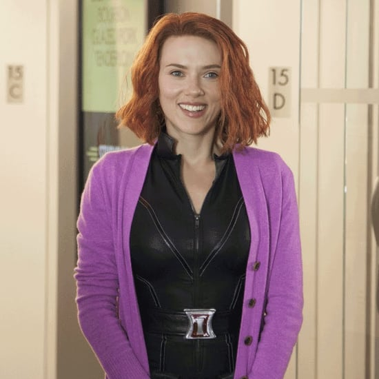 Black Widow Romantic Comedy Trailer on SNL