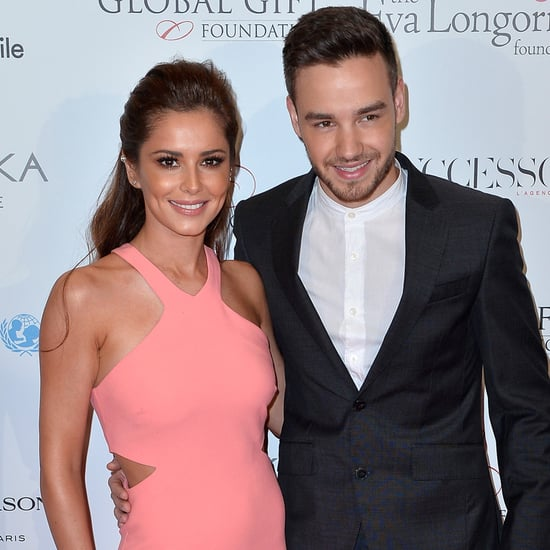 Liam Payne and Cheryl Fernandez-Versini at Global Gift Gala