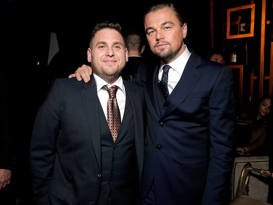 Jonah Hill Dishes on the Best Advice That Pal Leonardo DiCaprio Ever Gave Him