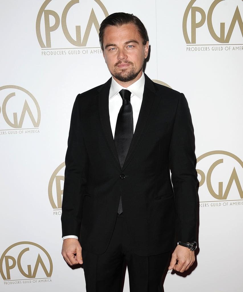 Leonardo DiCaprio, 40