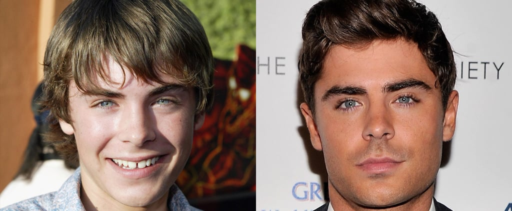 See Just How Much Zac Efron Has Changed in the Past Decade