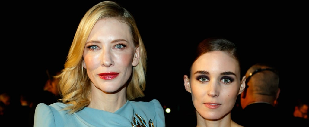Cate Blanchett Might Just Spend 2016 Sewing and Fixing Cars, and We Love It