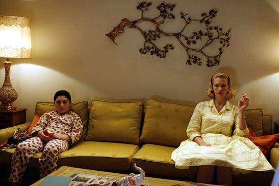 Get the Look: Mad Men — Helen Bishop's Living Room