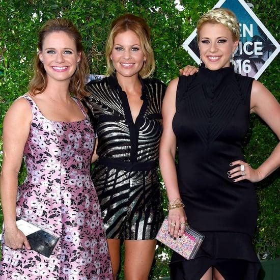 Candace Cameron Bure 2016 Teen Choice Awards