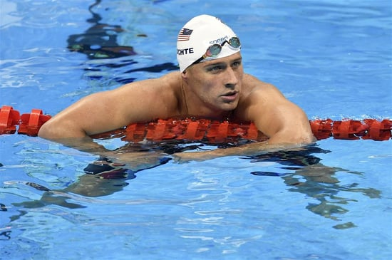 Rio Police Have Finally Charged Ryan Lochte With a Crime