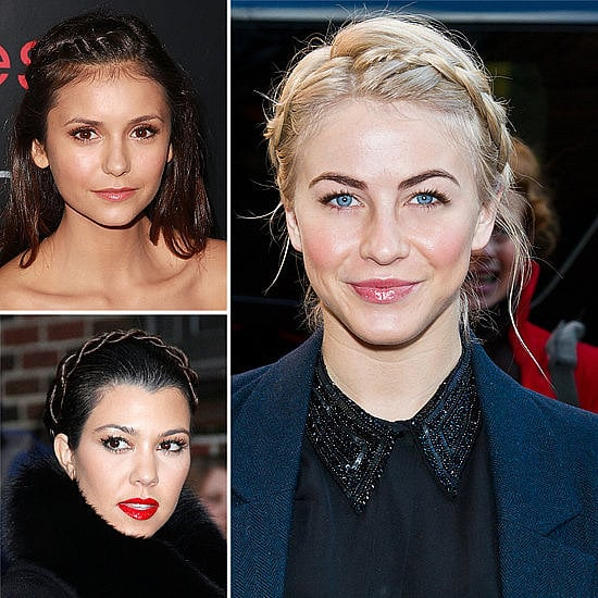 Give your milkmaid braids a new shot of life this season with these cool takes on the trend.