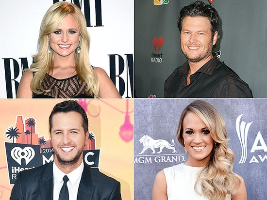 Grading the Belt Buckles at the 2014 CMT Music Awards