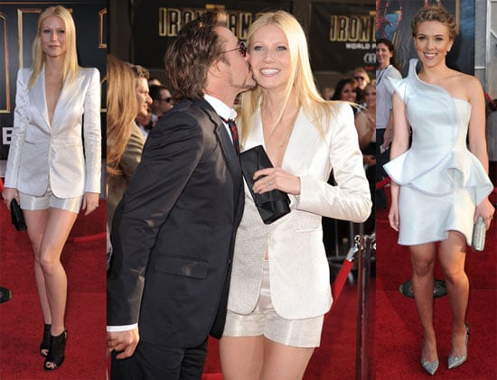 Pictures of Gwyneth Paltrow, Scarlett Johansson and More at Iron Man 2 LA Premiere 2010-04-27 06:00:00