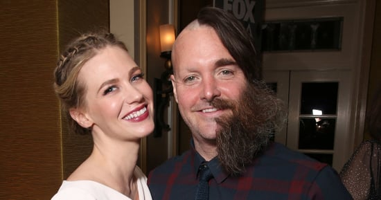 Will Forte's Half-Shaven Head And Face Look So Chic It Hurts