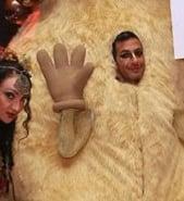 Anti-Camel Toe Mascot