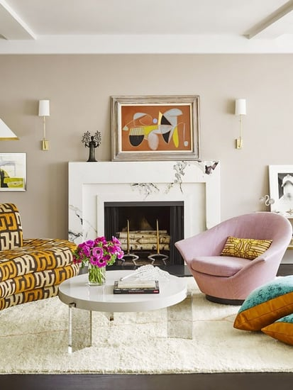 6 Design Ideas to Steal From Marisa Tomei's Living Room