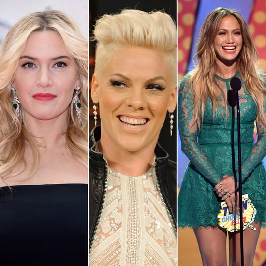 23 Celebrities Who'veGivenBirthViaC-Section