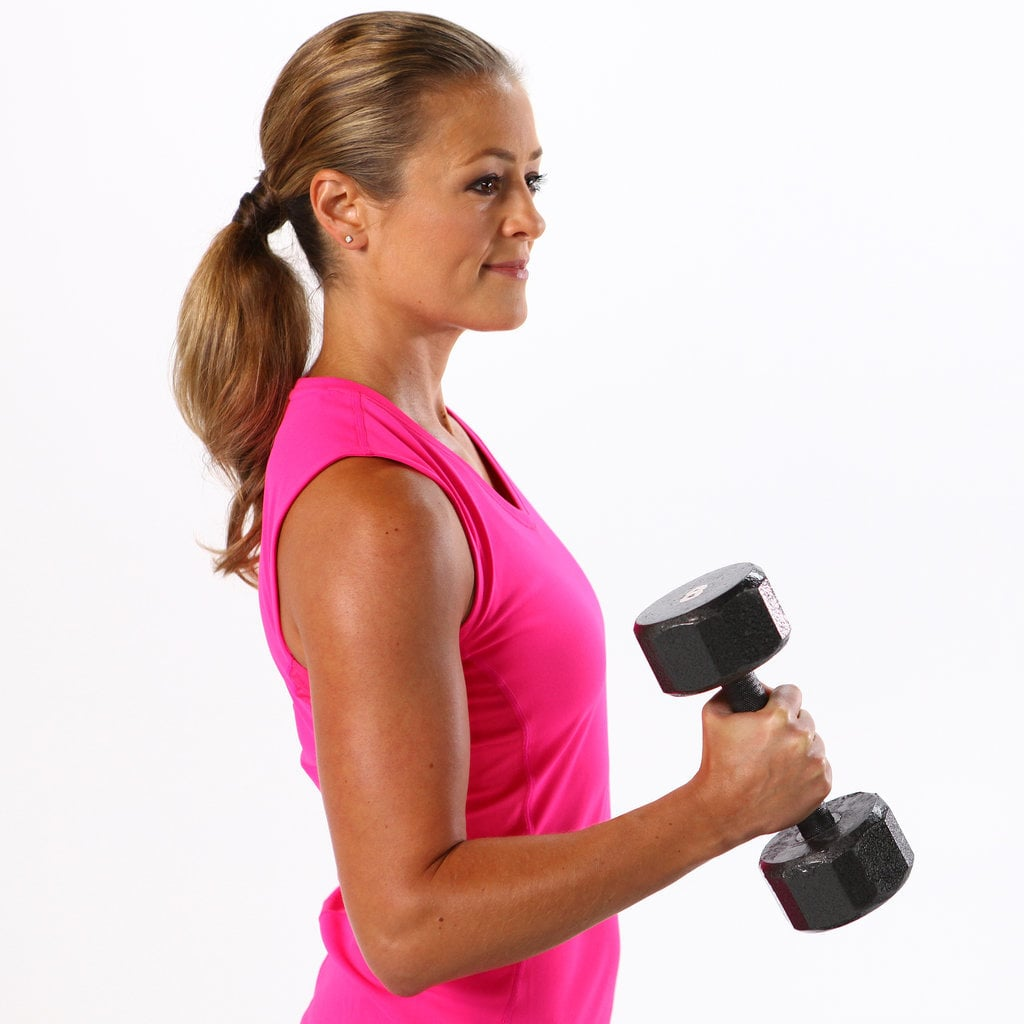 how to lose arm fat popsugar fitness