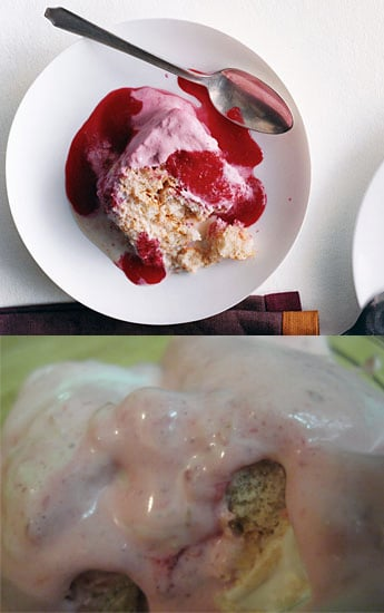 Theirs vs Mine: Quick Raspberry Charlotte
