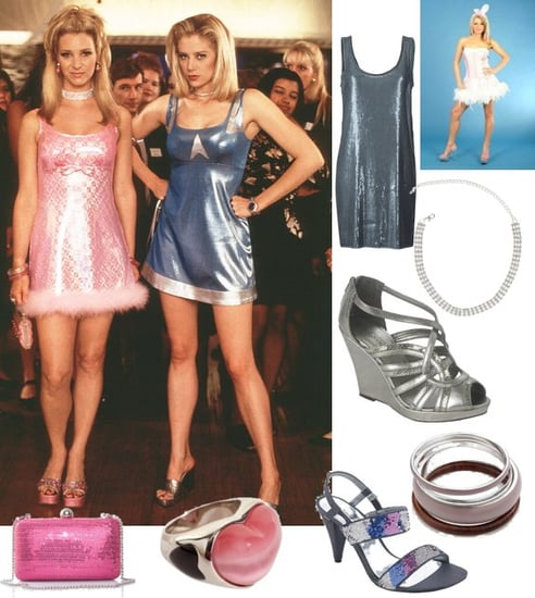 Romy and Michele's High School Reunion Halloween Costume